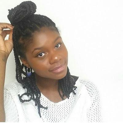 Comment faire des box braids - blog Ebeni Diary