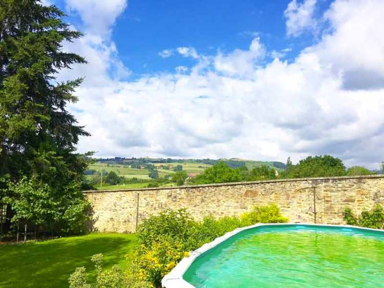 Piscine Auvergne blog lifestyle