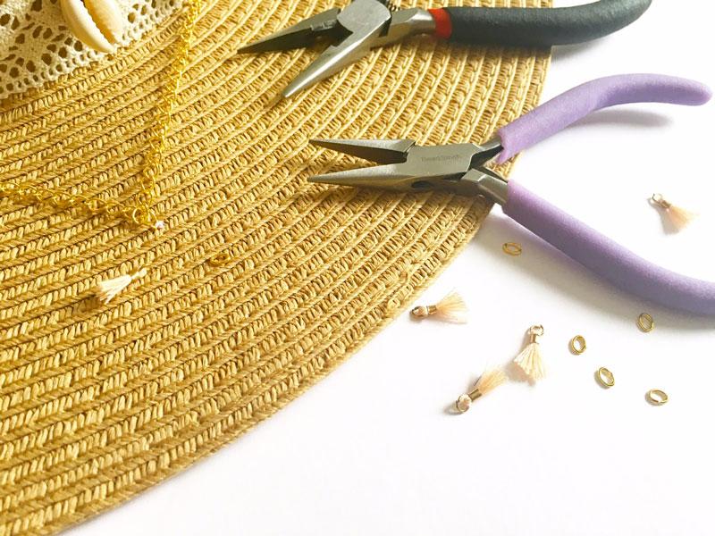 DIY Chapeau de paille  - blog beauté