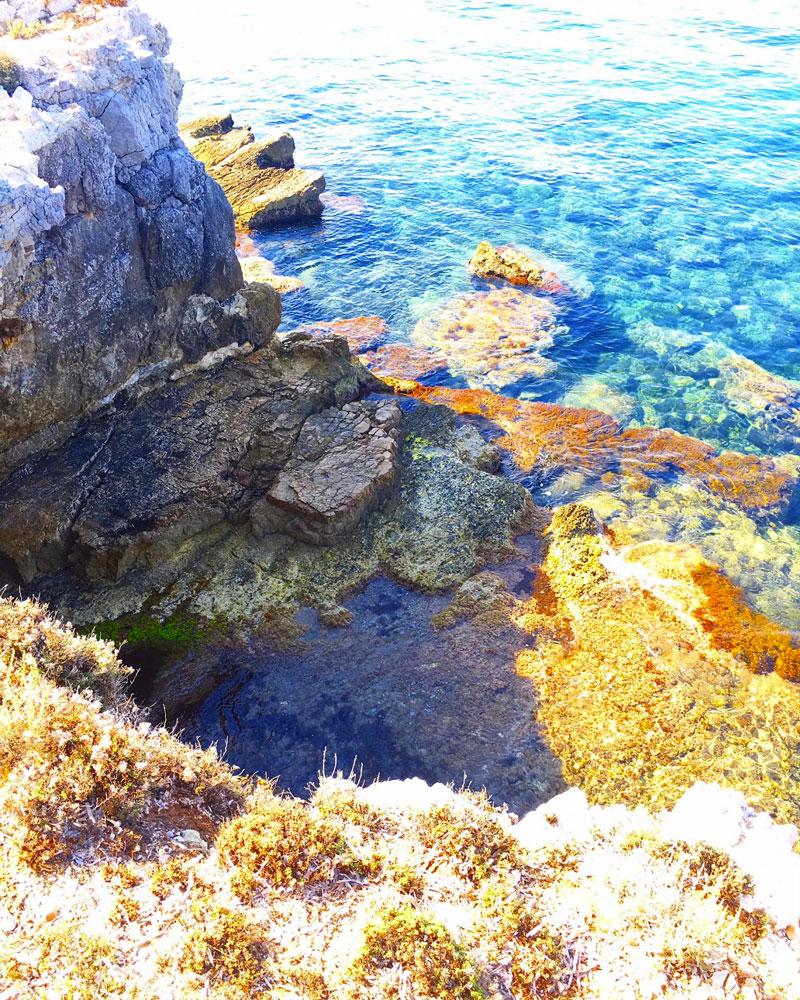 côte île sainte marguerite - blog lifestyle