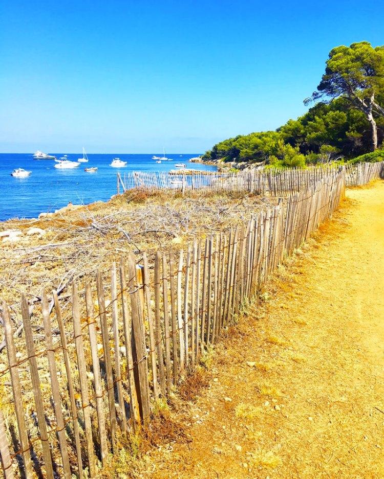 barrière île sainte marguerite - blog lifestyle