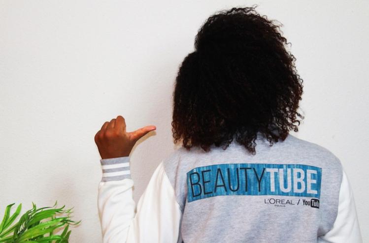 BeautyTube - L'oréal paris et Youtube space Paris